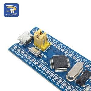 Image 5 - STM32F103C8T6แขนSTM32โมดูลการพัฒนาระบบขั้นต่ำสำหรับArduino DIY Kit ST Link V2 Mini STM8จำลองดาวน์โหลด