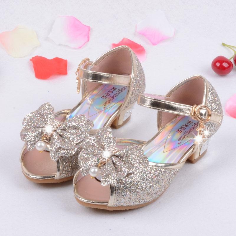 Girls Children Shoes Sandals J526 (20)
