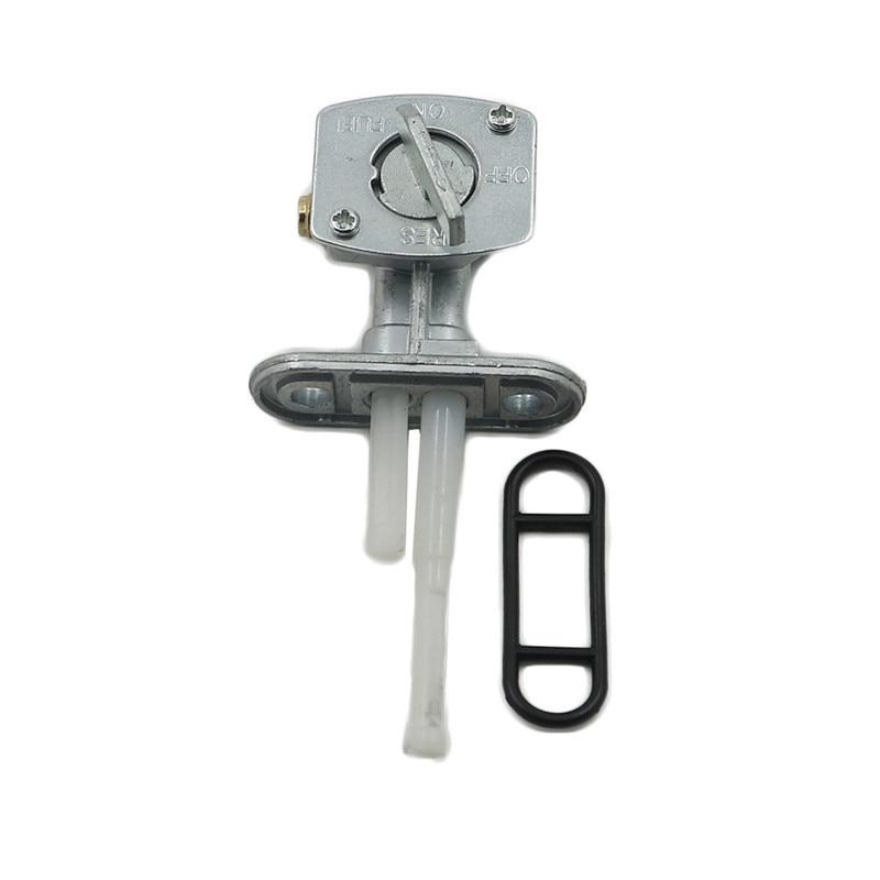 Fuel Shutoff Valve Petcock Gas Shut-off Switch for Polaris Big Boss 500 Magnum 425 Scrambler 500 ATV UTV