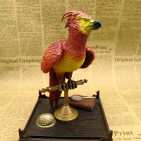 Original Garage Kit Classic Toy 14cm Harry Potter Fawkes Bird Action Figure Collectible Model Loose Toy Gifts
