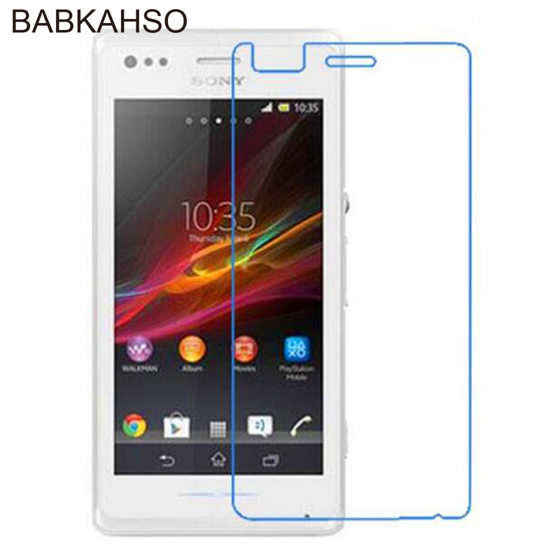 Premium 9H Tempered Glass For Sony Xperia M C1904 C1905 Dual C2004 C2005 Screen Protector Protective Film For Sony M C1904 C1905