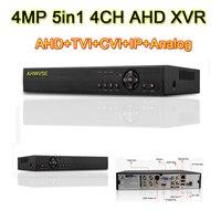 4MP CCTV DVR 8ch H 264 AHD DVR NVR 8ch Digital Video Recorder For CCTV 4MP