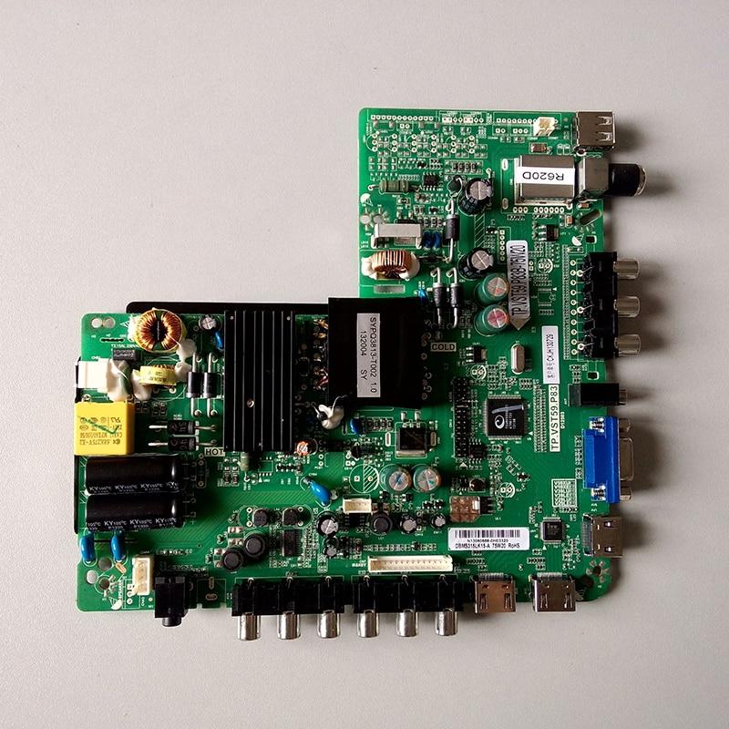 Main Board LE32D28/26 LE32F21 TP.VST59.P83 Screen LS315TU1P01