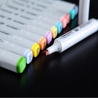 Alcohol 48 Colors Copic Marker cartoon Color Informs Copic Marker ...