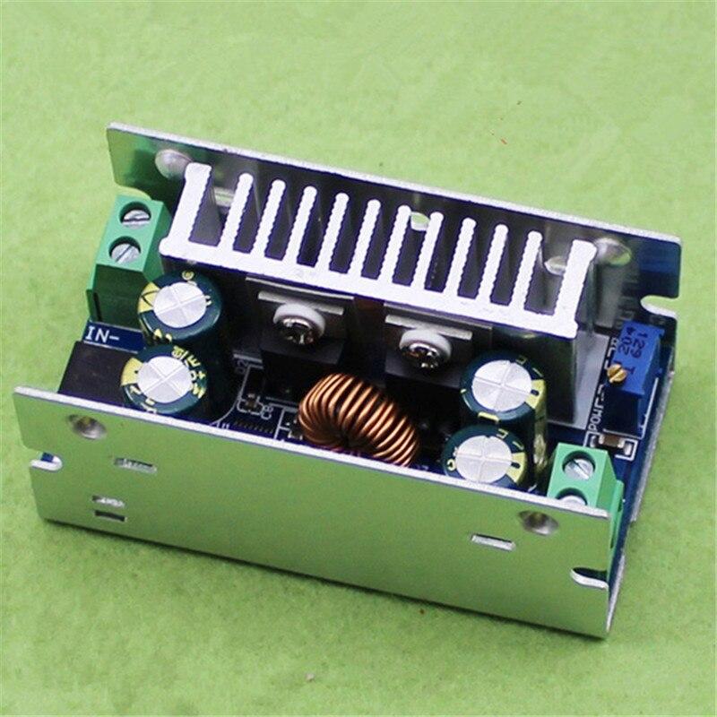 15A 200W Adjustable DC-DC Step Down Converter Buck Module 60V48V adjustable voltage stabilized synchronous rectification module