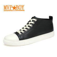 Mvp Boy Handmade Leather Shoes Wild shoes jordan retro stan shoes summer shoes  outdoor patins inline dd38a5492