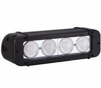 8 inch 40W LED working lights 10 70V 3600LM ATV tractor Truck Trailer SUV Boat Off road led light bar