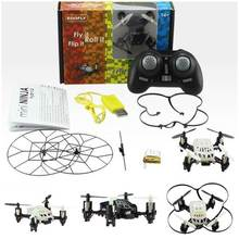 Free Shipping New RC mini Drone U-LT727 RC Helicopter Quadcopter 2.4G 4CH 6-Axis Rolling 1 Key Return RTF VS CX10A JJRC H20 U941