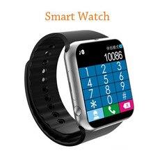 Besser als smart uhr a9, Herzfrequenz Smartwatch gsm telefon Smart watch X1S für Apple telefon android phone Kostenloser Versand