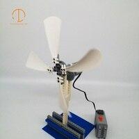 10in1 Legoed technic parts DIY Electric bricks Enligthen Building blocks compatible with legoed motor MOC Bricks Educational toy