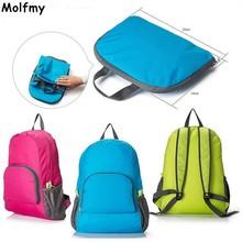 Sports Foldable Mini Backpacks for Teenage Girls Hike Bag for Walking Tourist Skin Bags Rucksack Men Women Mountain Trekking