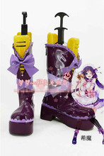 New Arrival Love Live Valentine's day Nozomi Tojo Cosplay Boots Custom Made Shoes