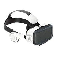 ความจริงเสมือน3D VRแว่นตาG Oogleกระดาษแข็งแว่นตากับหูฟังสำหรับ4.7-6.2นิ้วมาร์ทโฟน
