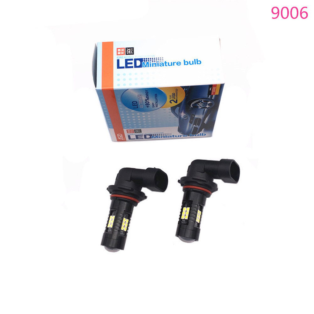 2pcs/lot H8 H11 for Toyota Camry 1999 2000 2001 2002 2003 2004 1200LM 6000K 12V 24V fed 9005 HB3 9006 HB4 Fog Lights Bulb