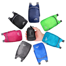 20L Lightweight Packable Backpack Foldable ultralight Outdoor Camping Hiking Cycling Handy Travel Daypack Bags for men women