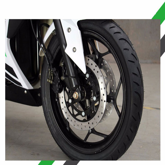 Electric Motorcycle Electric Scooter Racing 60km 1500W Lithium Battery 72V/20A Non-Slip Wear Resistant Vacuum Tire