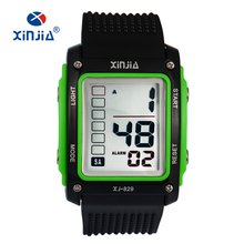 High Quality Fashion Casual Sports Digital Watch Outdoor Sports Waterproof Multi-functional Children's Watches for Kids