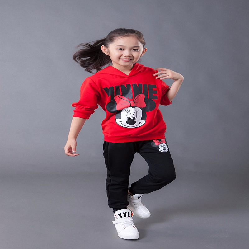 girl cartoon clothing set (3)