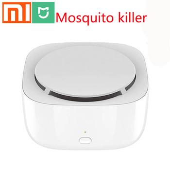 2020 Smart Edition Xiaomi oryginalny komar wewnętrzny zamiennik mosquito zapachowy wielofunkcyjny czas kontroli owadów tanie i dobre opinie mi jia Ready-to-go Miga 2 kanałów