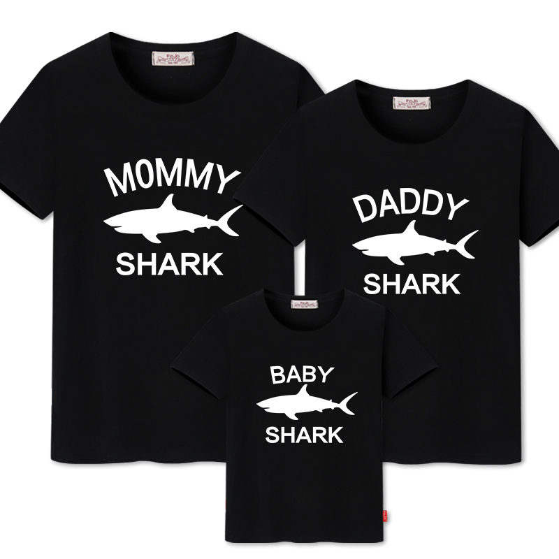 Family matching Clothes Summer T-shirt | Mommy Papa Baby | 6 Models