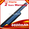 6600mAh Laptop Battery for Acer Aspire E1 E1-531G E1-571 E1-571G V3 V3-471G V3-551G V3-571G V3-731 V3-771 V3-771G