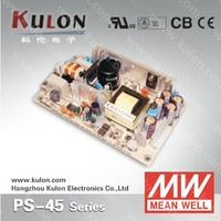 MEAN WELL Electrical Equipment Supply PS 45 12 Switching Power Supply Single Output 45w 12v 3