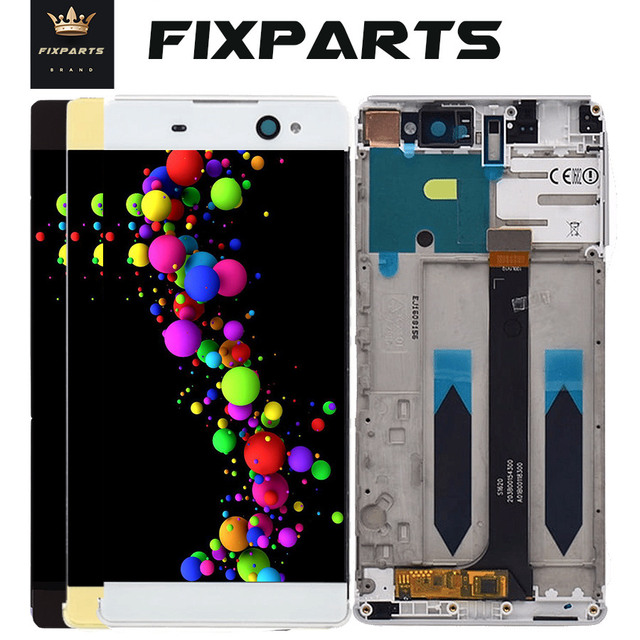 """For SONY Xperia C6 XA Ultra LCD Display Touch Screen Digitizer Assembly Replacement F3211 F3213 F3215 For 6.0"""" Sony XA Ultra LCD"""