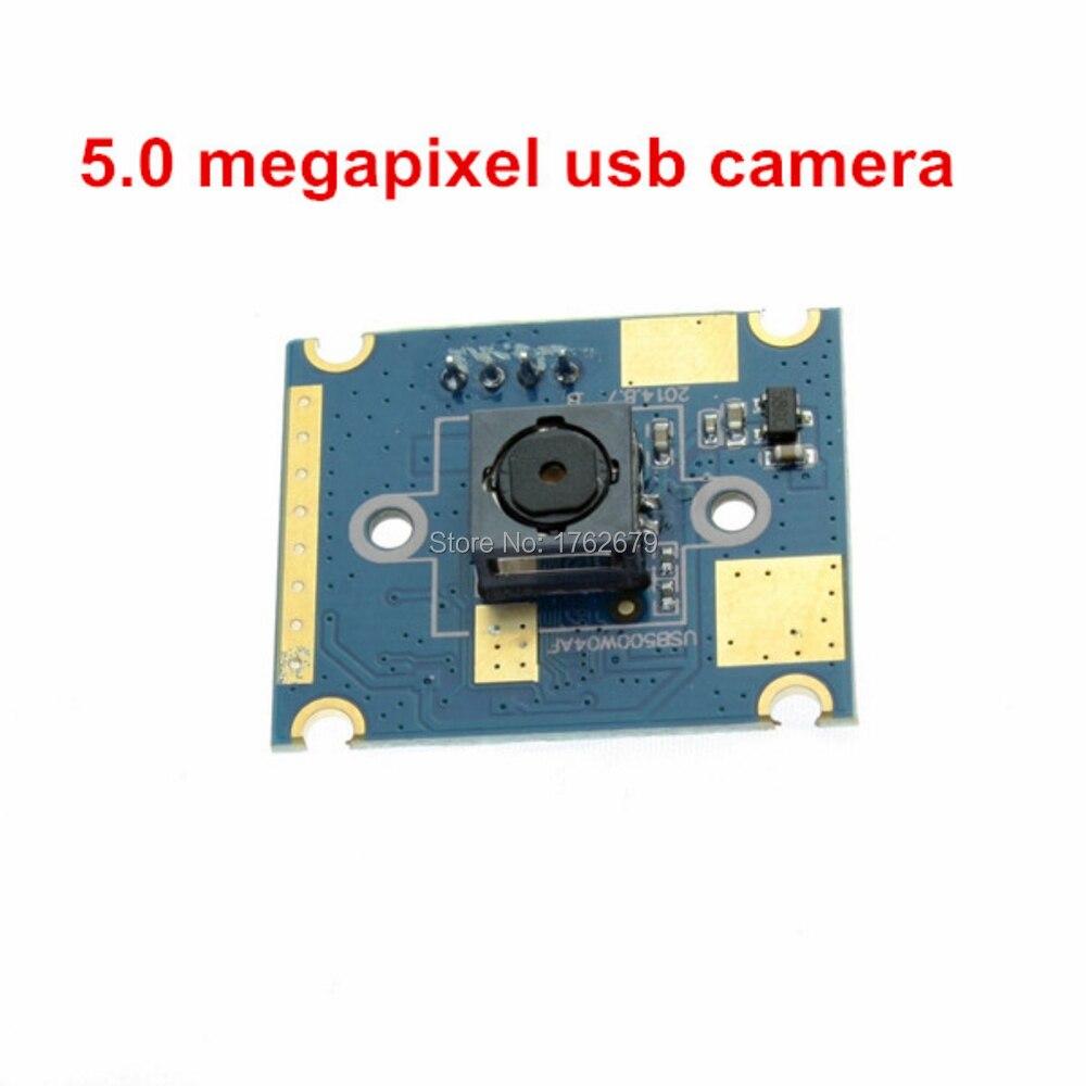 New Camera Module Board 5MP 60 Degree Autofocus Usb Camera with Ov5640 Sensor