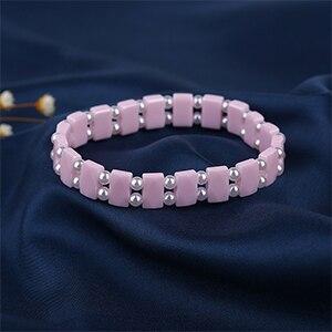 Pink Beads Bracelet...