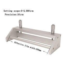 200 Mm Aluminium Verstelbare Natte Film Coating Applicator BGD209/4
