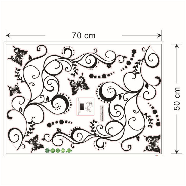 Calssic Butterfly Wall Sticker 10