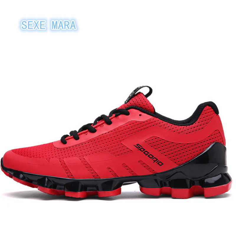 high quality Running shoes men Outdoor Sneakers men Sports Shoes Women and Men non-slip Jogging Trainers Walking Brands N 2017 size 36 44 sneakers men shoes outdoor sports shoes men running shoes for men walking non slip off road athletic trainers v5