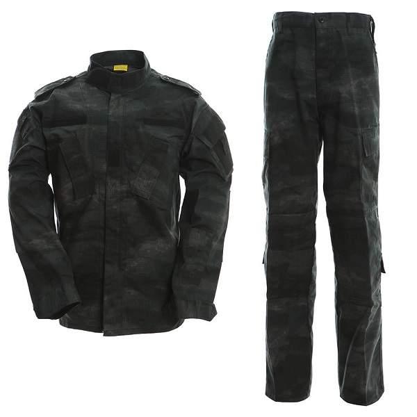 6f6b48af703 A TACS LE Camo Men Clothes Tactical Military Uniform Clothing Army Combat Men s  Jacket+Pants