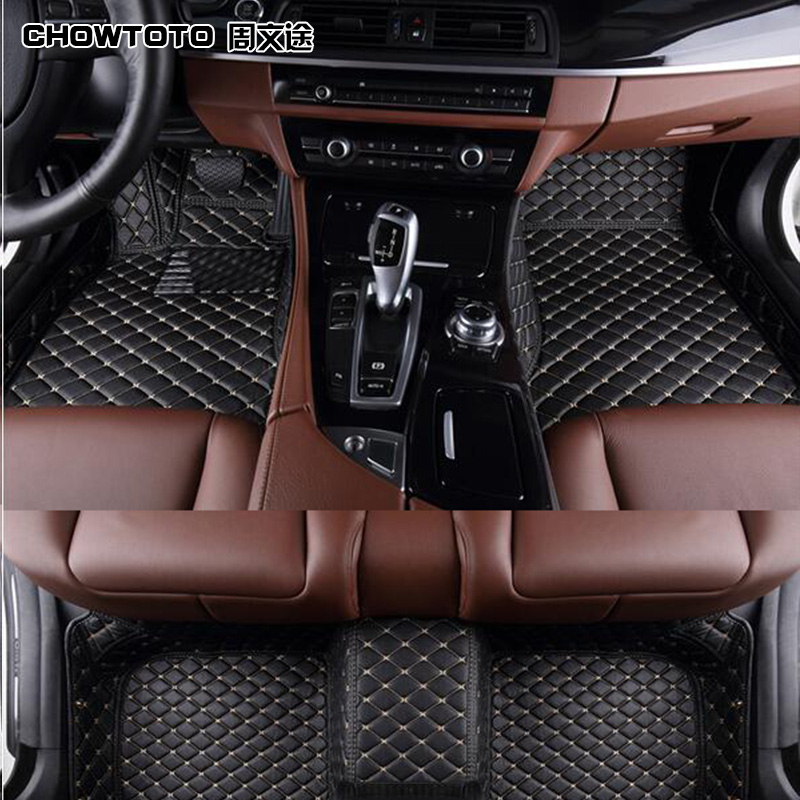 CHOWTOTO AA Particularizate speciale de podea maturi pentru Bentley - Accesorii interioare auto