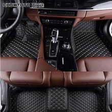 CHOWTOTO AA Custom Special Floor Mats For Bentley Flying Spur Durable Carpets For Flying Spur