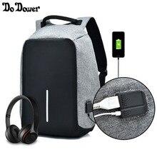 Diebstahl Rucksack Männlichen Schultasche Rucksack Für Jugendliche Mädchen Externe USB Lade Laptop Rucksack Frauen Reisetaschen