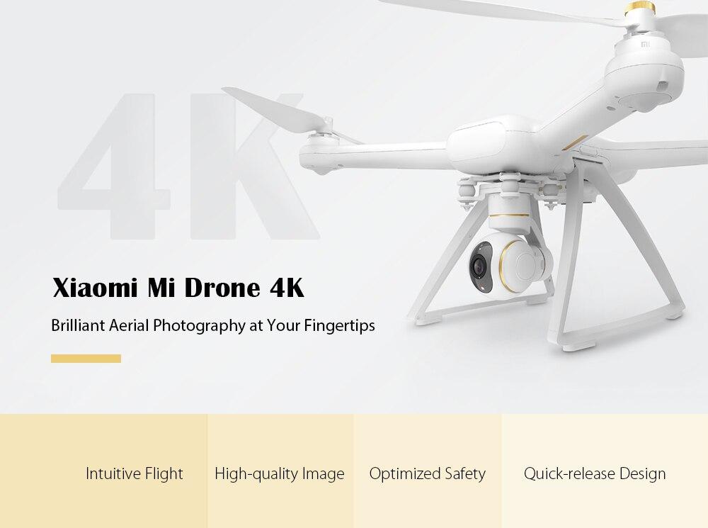 Original Xiaomi Mi Drone WIFI FPV 4K Camera