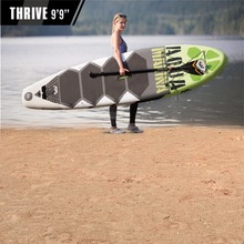 Aqua Marina Thrive 99 BT-17TH Inflatable surf board surfboard with pedal inflatable sup standup paddle New Arrival
