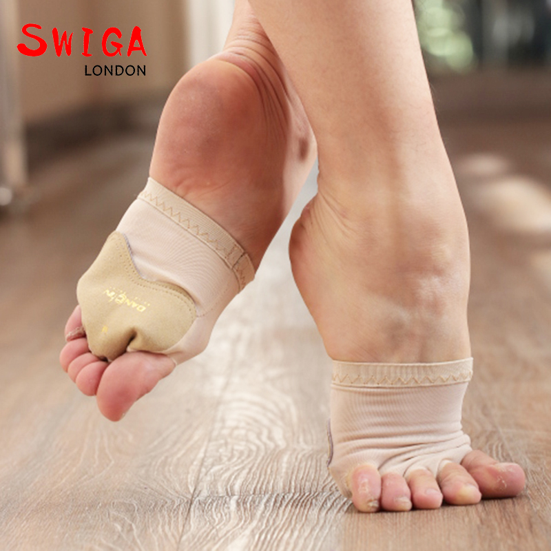 SWIGA air mesh professional dance shoes for summer training
