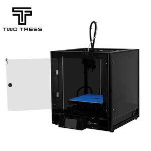 Image 2 - שני עצי 3D מדפסת גבוהה דיוק ספיר S CoreXY אלומיניום פרופיל מסגרת גדול אזור ערכת Core XY מבנה אוטומטי פילוס