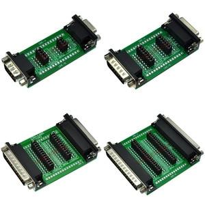 Image 2 - CZH LABS Combo Package Dsub DB9 DB15 DB25 DB37 Diagnostic Test Breakout Boards.