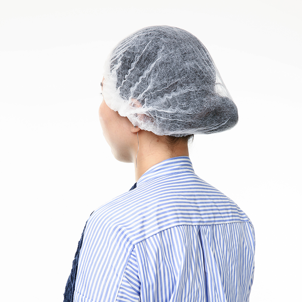 Hair Care & Styling Learned 100pcs Disposal Hair Net Cap Elastic Round Bouffant Hat Non-woven Head Buffant Cap Hair Covers For Medical/food Service/tattoo Curing Cough And Facilitating Expectoration And Relieving Hoarseness Styling Tools