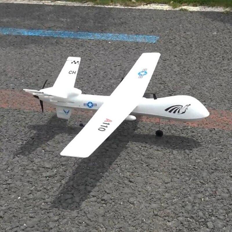 Sky Predators Simulation diy RC Airplane Model 3CH 56CM EPP Foam Fixed Wing Racing Remote Control Plane Glider Assemble RC toys model aircraft
