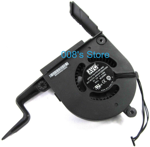 "Original Cooling Optical Drive Fan For Apple iMac 21.5"" A1311 Optical Drive 069-3692 2009 2010 AVC BAKA0722B2HV002 DC 12V 0.55A"