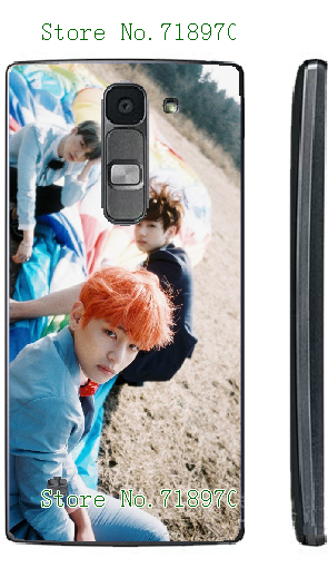 huge selection of d4b7c c01e1 US $1.99 |Hot Selling BTS Bangtan Boys Designs Plastic Phone Cases For LG  Spirit 4G LTE H420 H422 H440N Free Shipping on Aliexpress.com | Alibaba ...