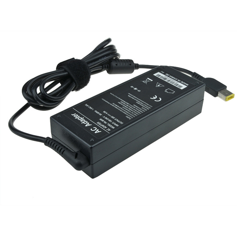 цены 20V 3.25A/4.5A 90W Squre USB AC Power Supply Adapter For Lenovo ThinkPad Laptop Charger