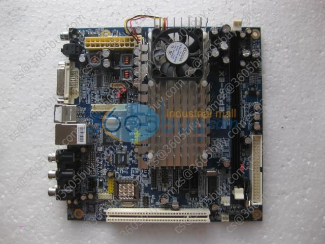 EPIA-EX15000LG board VIA embedded EPIA-EX mainboard 17cmx17cm onboard Gigabit Ethernet DVI output LVDS Brand New