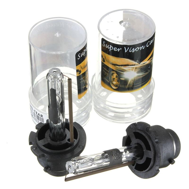 Car Headlight Bulbs : Pcs auto headlights d r w car for hid xenon replacement