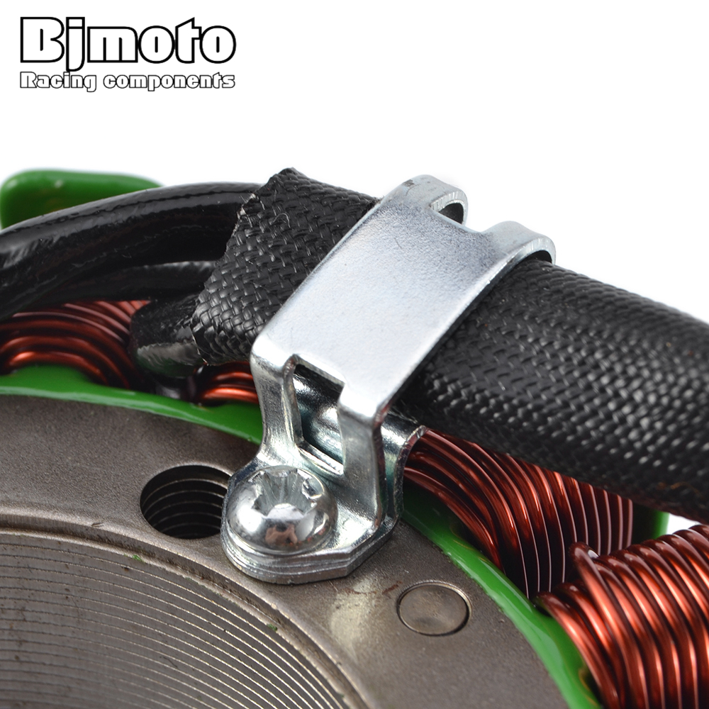 Motorcycle Generator Parts Stator Coil Comp For Suzuki 32101 10F01 VL1500 Intruder LC 1998 2004 in Motorbike Ingition from Automobiles Motorcycles