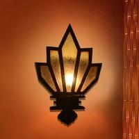 Настенные светильники Уникальный Дом Таиланд импортированных твердой древесины Ретро Лампы для мотоциклов декоративные бар кафе бар lu809200